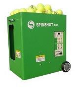 Spinshot Plus Teniszlabda Adogatógép